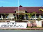 Kantor Dewan Perwakilan Rakyat Daerah Kabupaten Natuna Provinsi Kepri